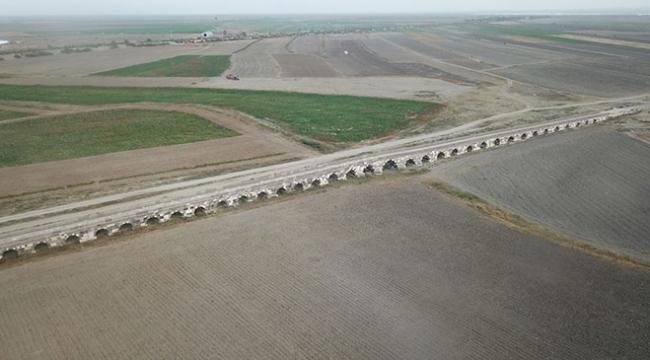 Kırkgöz Köprüsü Osmanlı ve Bizans döneminden izler taşıyor
