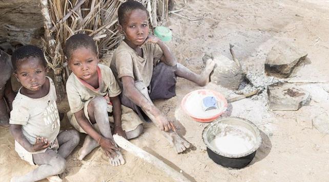 Yemende 8 milyon kişi kıtlığın eşiğine geldi