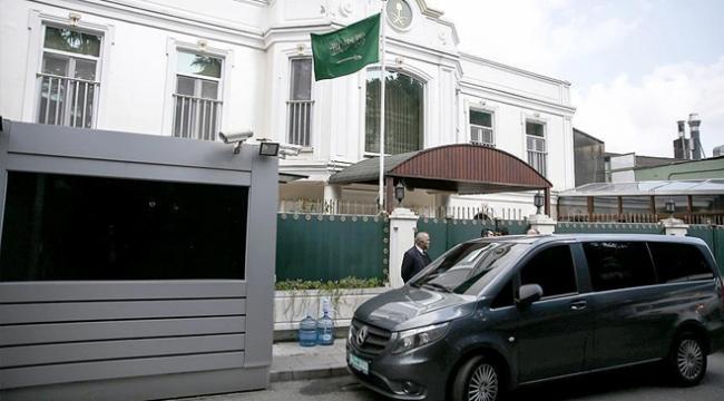 Suudi Arabistan Başkonsolosu Türkiyeden ayrıldı