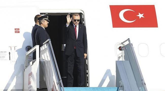 Cumhurbaşkanı Erdoğan Moldovaya gidecek