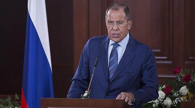 Rusya Dışişleri Bakanı Lavrovdan Kaşıkçı açıklaması