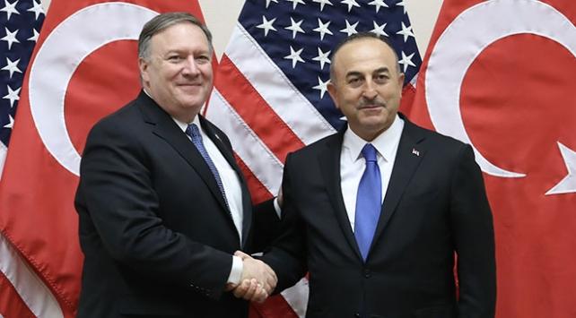 Dışişleri Bakanı Çavuşoğlu, ABDli mevkidaşıyla görüşecek