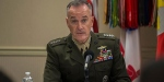 ABD Genelkurmay Başkanı Dunford: Çok yakında Münbiçte kişileri taramadan geçireceğiz