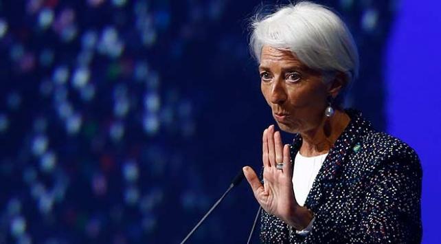 IMF Başkanı Lagarde da Riyaddaki konferansa katılmayacak