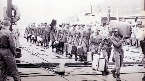 Kahraman Türk askeri Kore'ye 68 yıl önce bugün ayak bastı