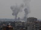İsrail'in Gazze'ye hava saldırılarında 1 Filistinli şehit oldu