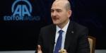 İçişleri Bakanı Soyludan Kaşıkçı açıklaması