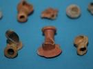 Bursa'da Osmanlı dönemine ait çok sayıda pipo bulundu