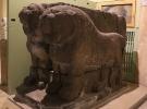 2 bin 800 yıllık Çift Aslan heykeli Niğde Müzesi'nde sergilenecek