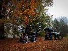 Sonbahar renklerine bürünen Domaniç Dağları
