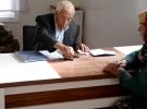 Türkiye'nin en yaşlı muhtarı 40 yıldır köylünün hizmetinde