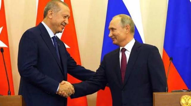 Rusya Devlet Başkanı Putin Suriye zirvesi için Türkiyeye geliyor