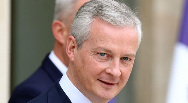 Fransa Maliye Bakanı Le Maire Suudi Arabistan ziyaretini iptal etti