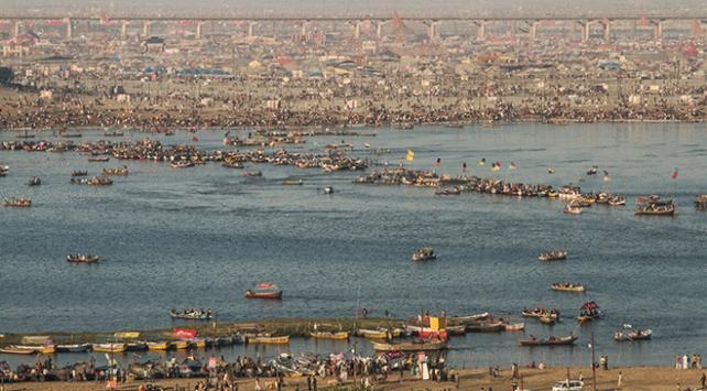 Hindistan'da Allahabad kentinin ismi Prayagraj olarak değiştirildi