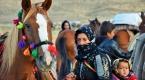 Göçerlerin Erzurumdan Mardine yolculuğu devam ediyor