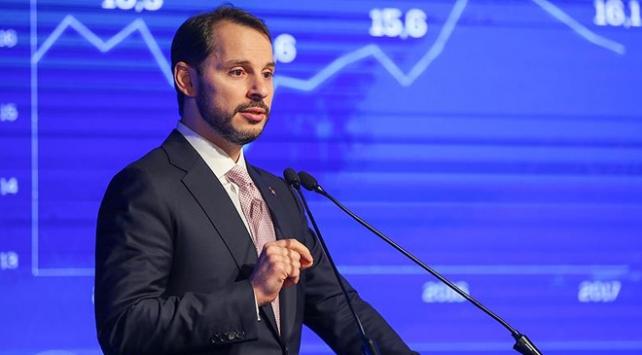 Bakan Albayrak: Türkiye yeni bir ekonomik başarı hikayesi yazıyor