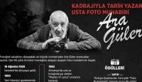 Kadrajıyla Tarih Yazan Usta Foto Muhabiri: Ara Güler