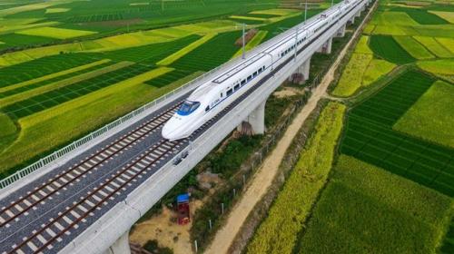 Avrupa ve Asyadaki 60 ülke demiryolu ile birbirine bağlanacak