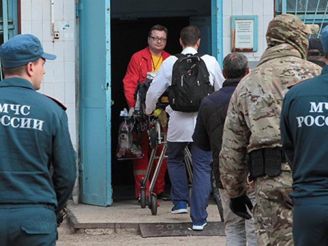 Kırım saldırısında hayatını kaybedenlerin sayısı 21e yükseldi