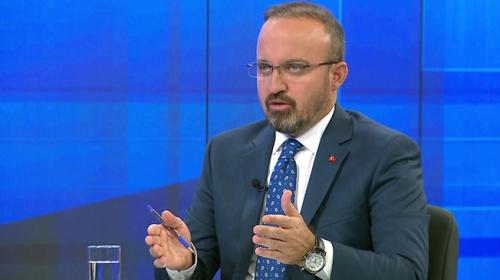 AK Partiden yerel seçimler için 3 dönem uyarısı