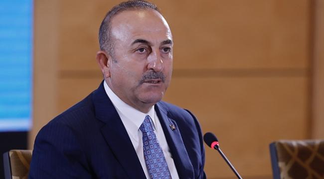 Bakan Çavuşoğlu: Türkiyenin Arnavutluktaki yatırımı 2,5 milyar dolar
