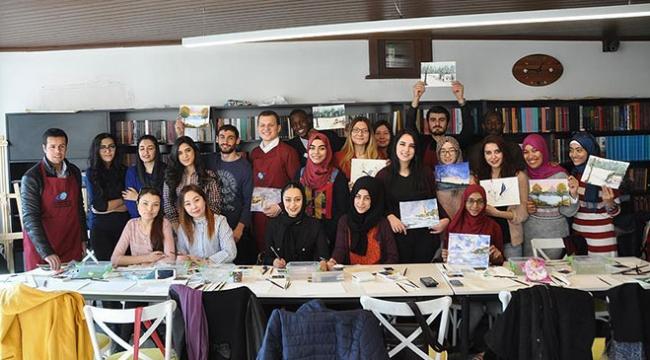 Yabancı öğrenciler Türkiyeye 34 milyon euro kazandırdı