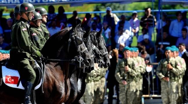 Türk Silahlı Kuvvetlerine süvari atı ve topçu beygiri alınacak