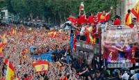 İspanya'da Buruk Kupa Sevinci