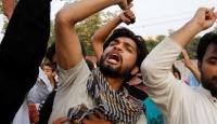 Pakistan'da NATO Protestosu
