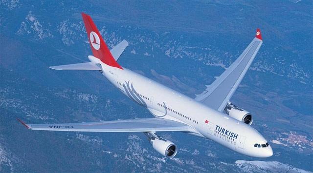 Uçak ve yolcu trafiğinde artış sürüyor