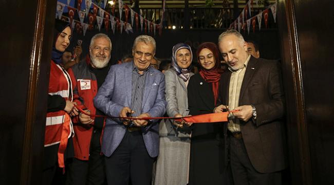 Ankarada Türk Kızılayı gençlik merkezi açıldı