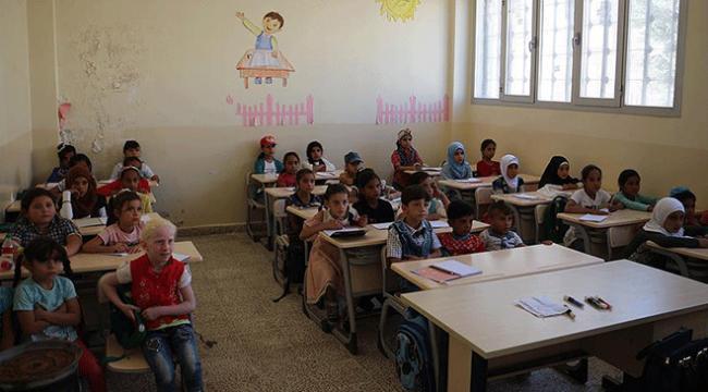Türkiyeden Suriyeye 8 yeni okul