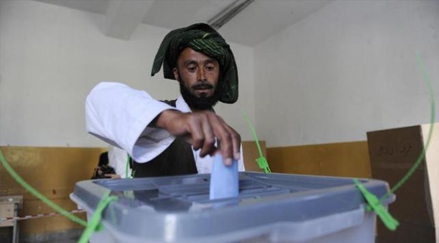 Afganistanda halk sandık başında