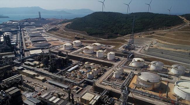 Star Rafinerisi Türkiyenin ilk özel endüstri bölgesi ilan edildi