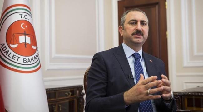 Adalet Bakanı Gül: Stratejik planı kasımda paylaşacağız