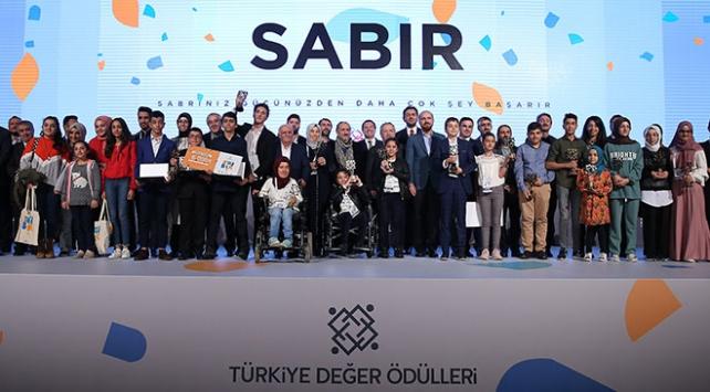 7. Türkiye Değer Ödülleri sahiplerini buldu