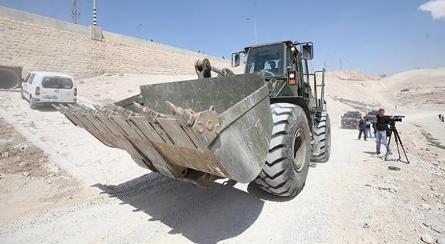 İsrail, Han elAhmer'in yıkımını erteledi