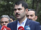 Bakan Kurum: Hiçbir zaman askeri arazileri rant olarak görmedik