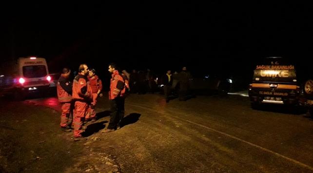 Sinopta mantar toplamaya giden çift kayboldu