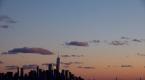 New Yorkta gün batımı