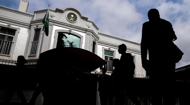 Suudi Arabistan konsolosluğundaki 5 Türk çalışan tanık olarak ifade verdi