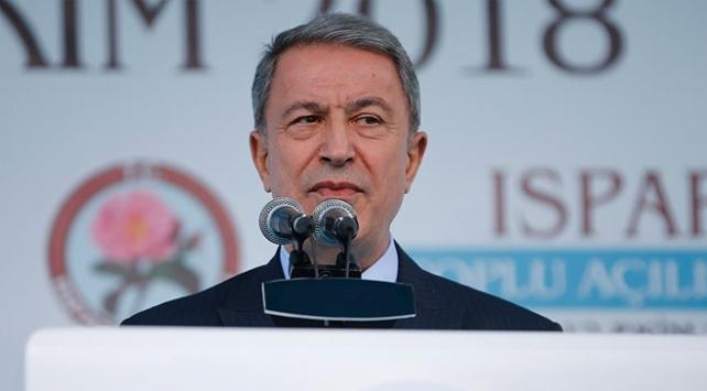 Milli Savunma Bakanı Akar: Oldubittiye asla müsaade edilmeyecek