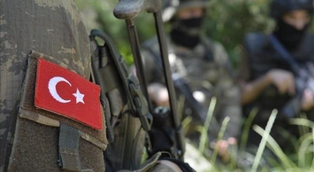 Irakın kuzeyinde bir asker şehit oldu