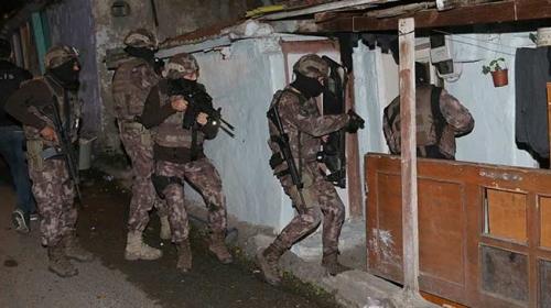 İstanbulda uyuşturucu operasyonu: 40 gözaltı