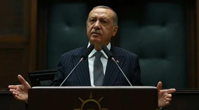 Cumhurbaşkanı Erdoğan'ın grup konuşması Arapça ve İngilizce yayınlandı