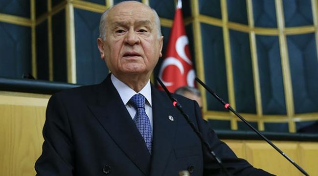 MHP Genel Başkanı Bahçeliden ittifak açıklaması