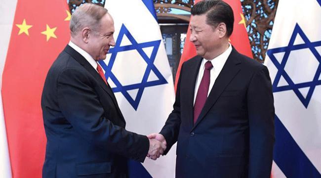 İsrail basını: İsrail ve Çin yakınlaşması ABDyi rahatsız etti