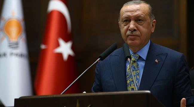 Cumhurbaşkanı Erdoğandan ittifak açıklaması