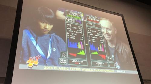 Dünya Tetris Şampiyonasını 16 yaşındaki genç kazandı