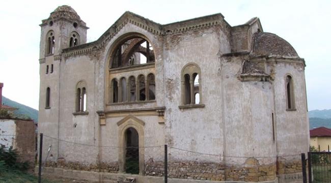 Bilecik Osmaniyedeki Aya Yorgi Kilisesi turizme kazandırılacak